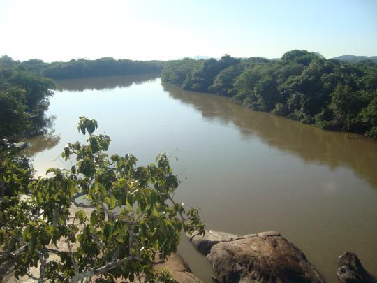 Corredeiras do Surumu - Pacaraima, Roraima